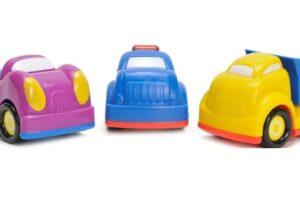 Los 10 mejores coches de juguete para niños