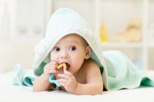 Los 10 mejores mordedores para bebés