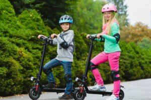 Los 10 mejores patinetes eléctricos para niños