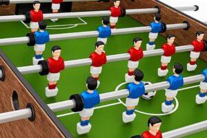 Los 9 mejores futbolines para niños