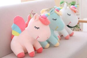 Los 9 mejores peluches de unicornio