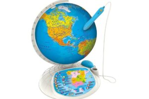 Los 10 mejores globos terráqueos interactivos