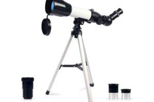 Los 9 mejores telescopios para niños